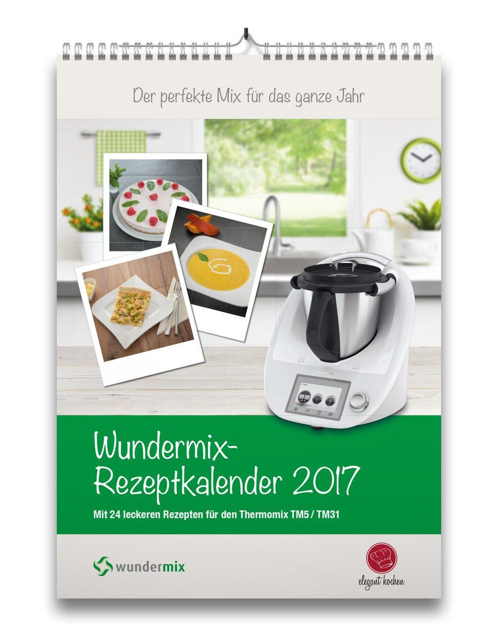 Wundermix-Rezeptkalender-Titel