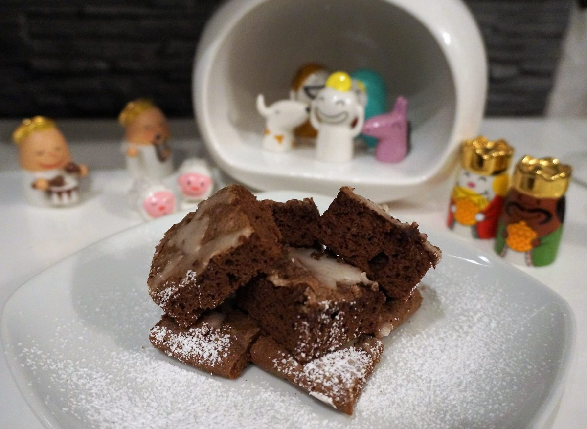 jenny s lebkuchen brownies ein thermomix rezept. Black Bedroom Furniture Sets. Home Design Ideas