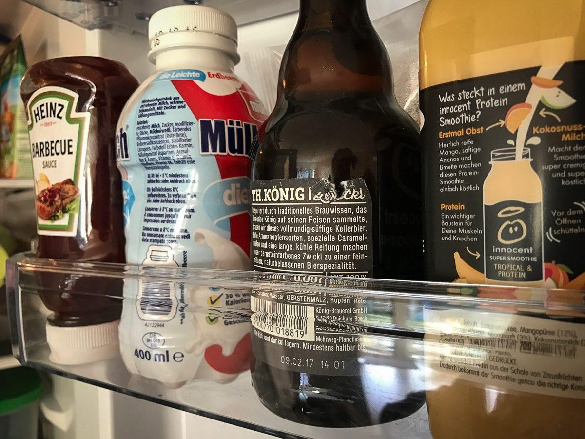 Kühlschrank Ordnung : Methoden um ein für allemal ordnung im kühlschrank zu schaffen