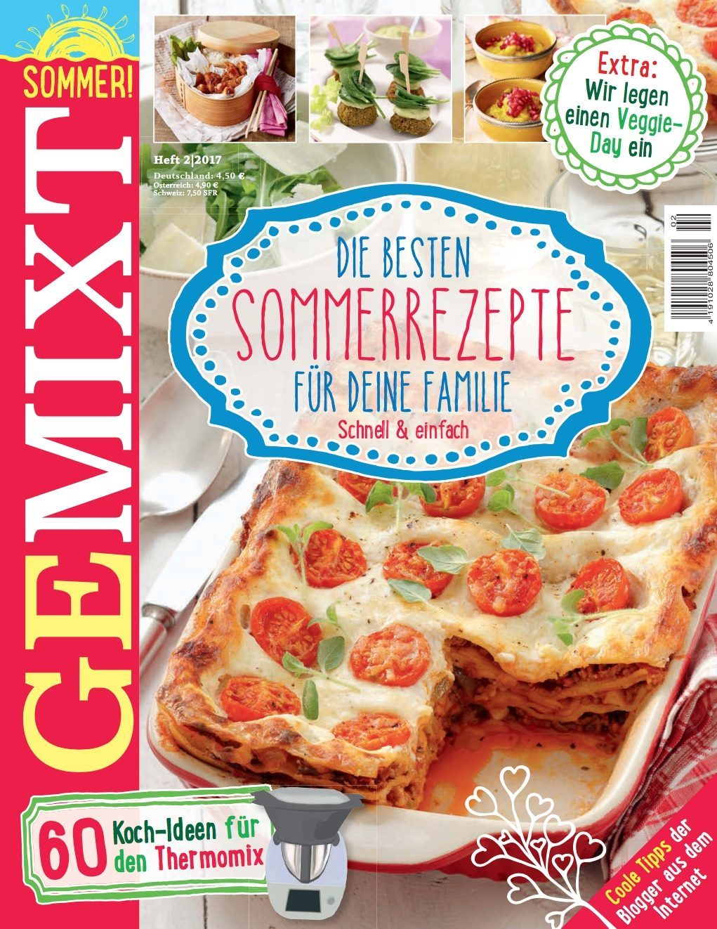 sommer rezepte thermomix