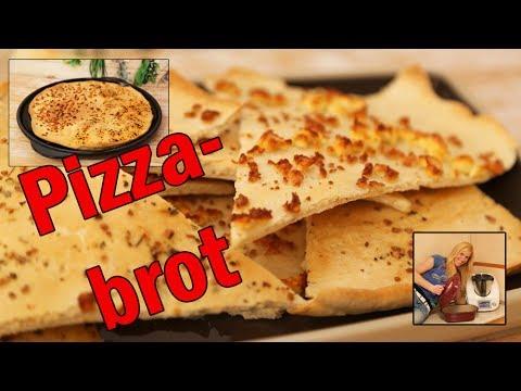 Pizzabrot Thermomix pizzabrot mit dem thermomix und dem rockcrok grillstein
