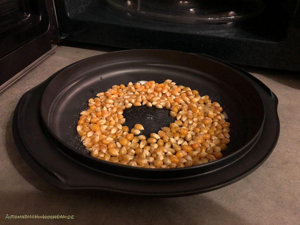 Popcorn Aus Der Mikrowelle Mit Der Ultra Pro Von Tupperware Ist Das