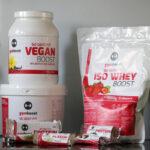 gymboost Premium Protein Produkte im Test